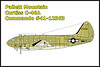 Pallett Mountain C-46A Commando & C-119 Flying Boxcar 6/24/06 :