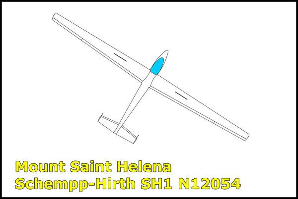 Mount Saint Helena SH1 N12054 10/7/11
