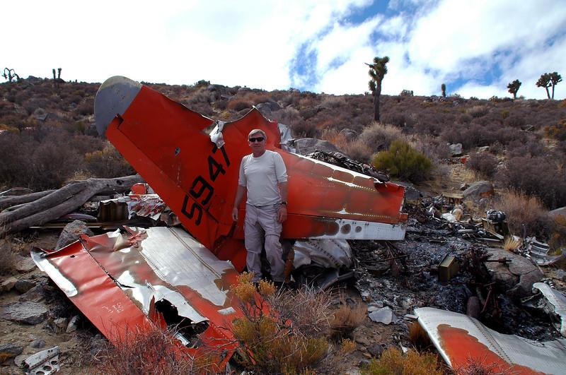 Aircraft Crash Sites