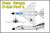 Coso Range - F-4J Phantoms Part One 3/25/06 :
