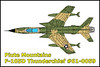 Piute Mountains F-105D Thunderchief 11/4/06 :